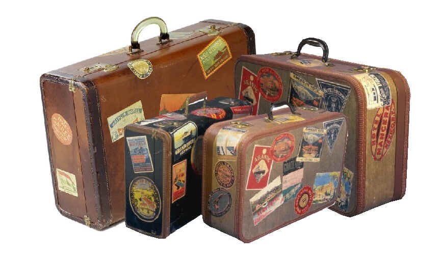 Luggage- make sure you have enough especially if your going away on a shopping trip! (Bring the bare minimal when going away shopping and either bring another foldable bag or buy a cheap one when away so you don't need to worry about over shopping)