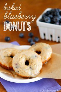 donuts: 2 cups sifted cake flour 3/4 cup granulated sugar 2 tbs baking powder 1 teaspoon salt 1 teaspoon cinnamon 3/4 cup buttermilk 2eggs, lightly beaten 2 tbs butter, melted 2 teaspoons pure vanilla extract 1/2cup crushed blueberries. Glaze: 1 1/2cups confectioner's sugar,1/4 cup milk 2 ts vanilla