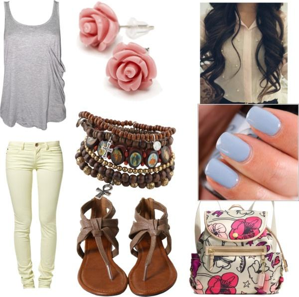 Polyvore is where to find this outfit