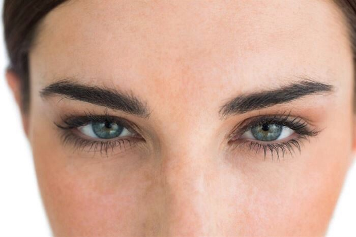 5. Tame wild hairs on your eyebrows -- Or for the men, your mustache.