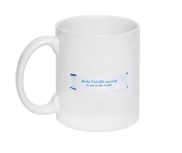 This mug that's as inspirational as it is functional.