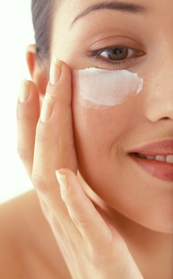 Add daily moisturizer and you can start your day!