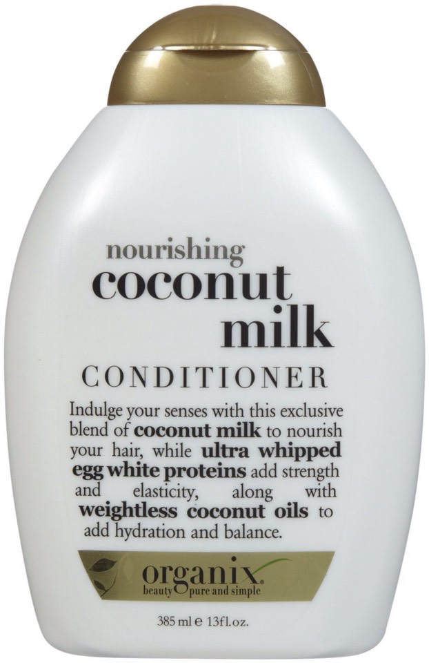 I absolutely love the smell of this! It makes me want a beach vacation! I love how silky my hair feels after this.