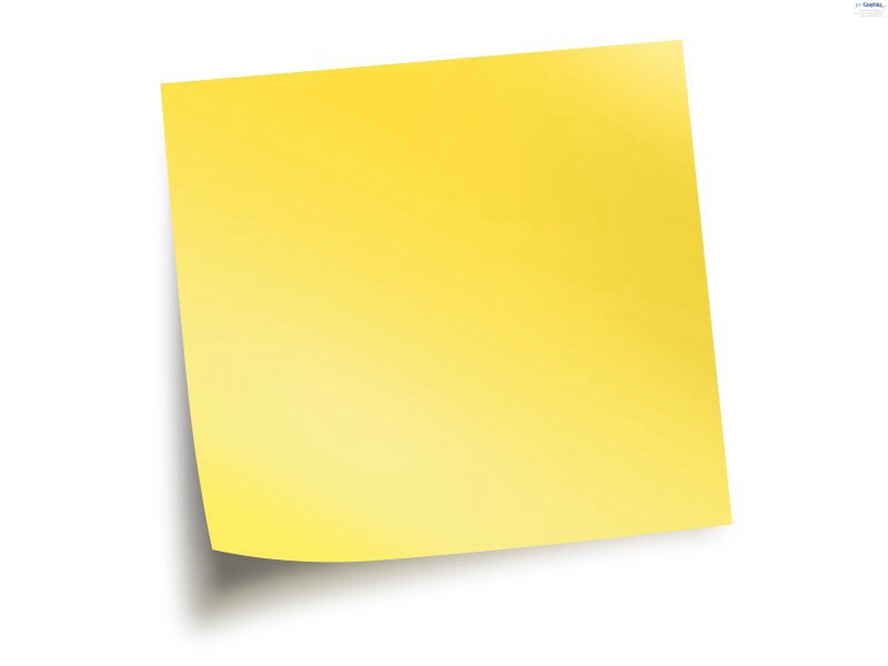Write your information (vocab words or questions such as 'what is ______' or 'who was ________') on the stickie notes