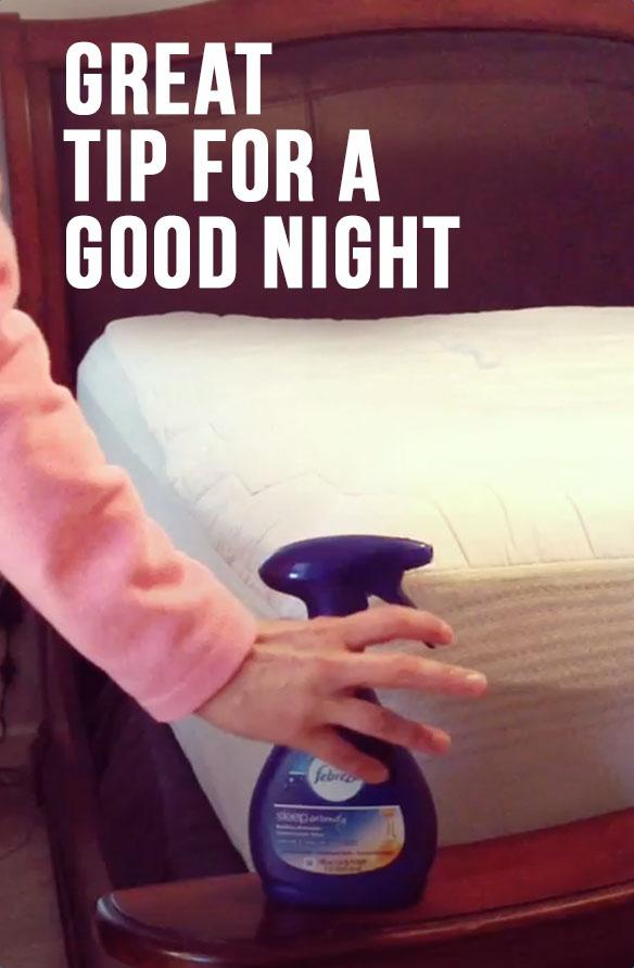 See how easy it is to get ready for bedtime.