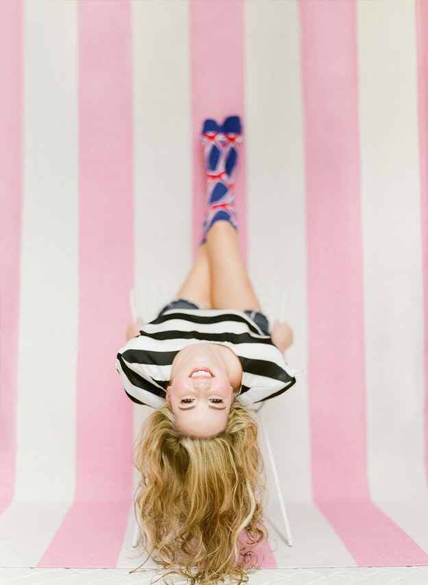Go upside down