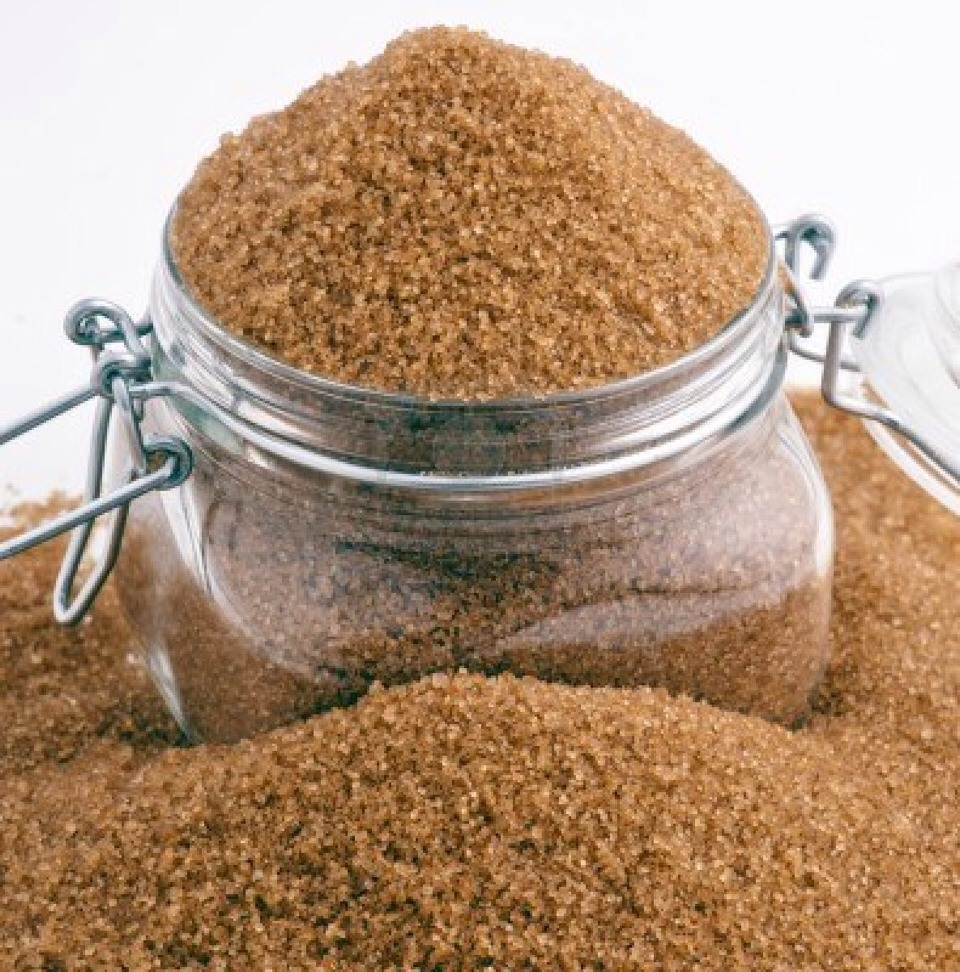 Soft brown sugar once again! This can be a quick overnight fix or you can do it on a continuous basis, just replace the bread slice every so often or else your sugar will start having crumbs of bread in it!