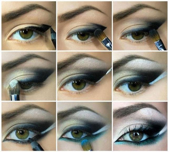 Свадебный макияж мастер класс