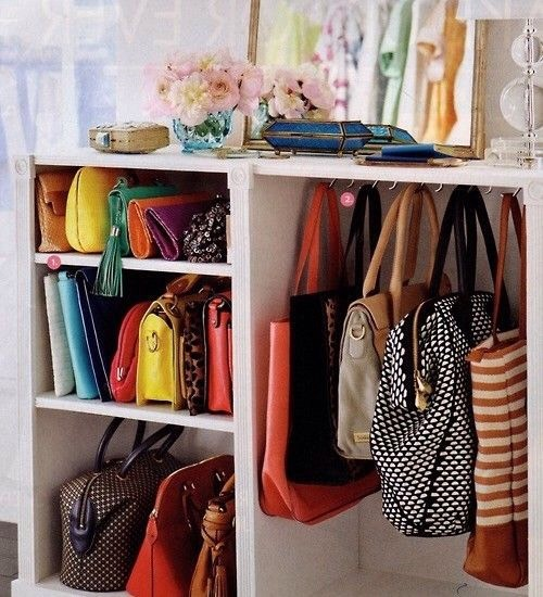 Merveilleux If You Have A Lot Of Bags And Purses, A Sensible Solution Is To Get