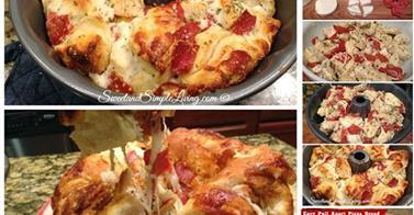 http://www.goodshomedesign.com/pull-pizza-bread-recipe/