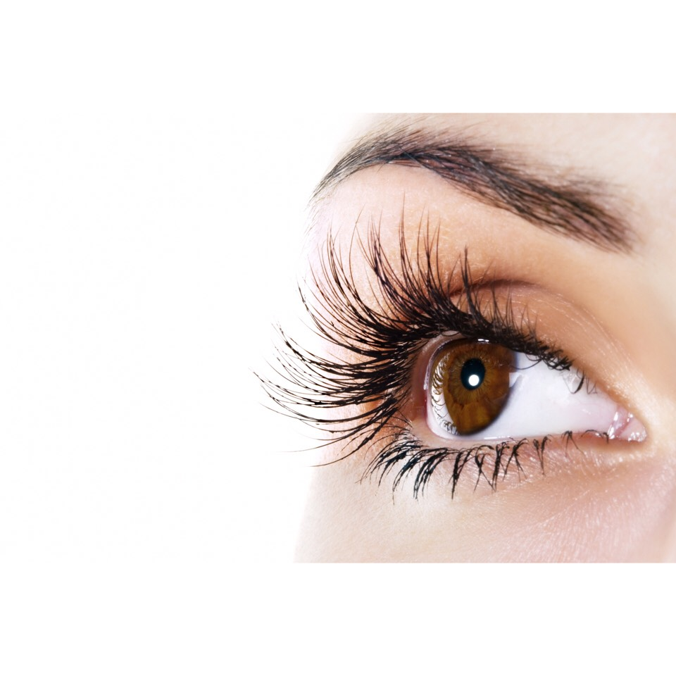 Put a thin layer of Vaseline on your eyelashes to make them grow longer