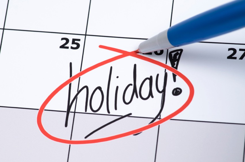 If you're going on holiday, make the most of it. Do all the things you want to do when you are there and don't have regrets or miss out on activities.