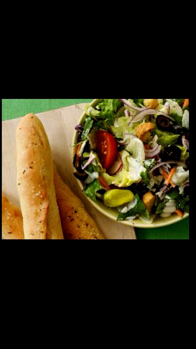 Olive garden salad recipe!!