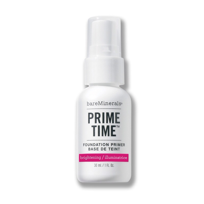 Primer, I recommend putting this on before any makeup as it will give it a base and help it set