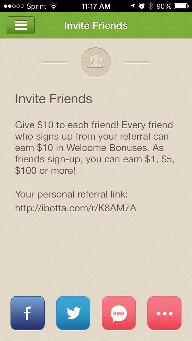 Join now use my link and earn $10 right now  It's legit, they have given almost $4 million dollars back to everyday shoppers  Food and personal items, CHECK IT OUT 💰💰💰