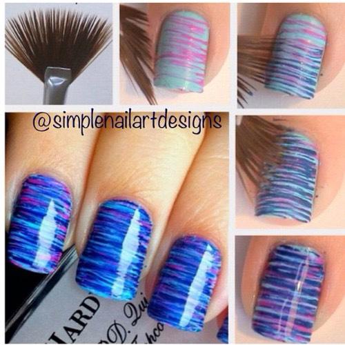 Cute diy nail