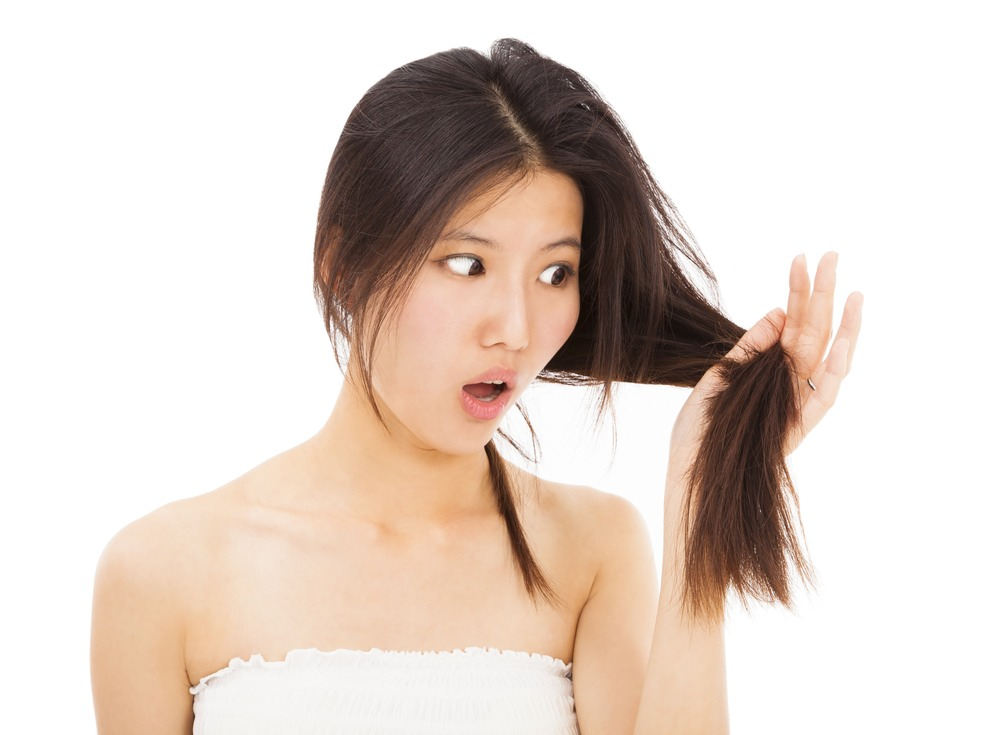 Are you sick and tired of having damaged hair!? If so, keep on swiping to see how you can reverse it!