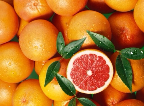 --> Grapefruit. --> Research shows that by eating a half a grapefruit before a meal, you can increase your weight loss.