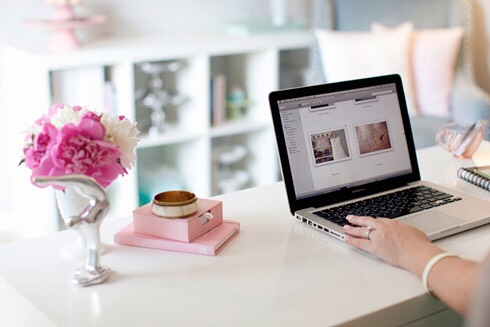 DO SOME ONLINE SHOPPING Even if you don't want to buy anything, just looking at clothes or furniture online can inspire you and help you plan outfits or redecorate your room.