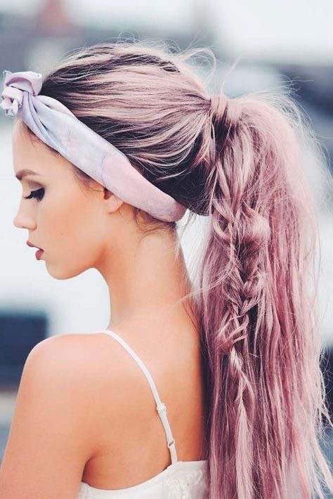 Easy Summer Hairstyles To Do Yourself By Nunita Nice Musely