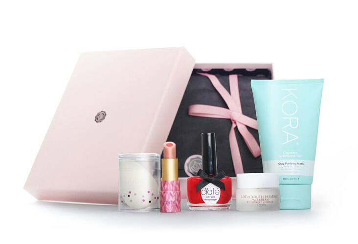 2nd one is glossybox I looove glossybox its just like boxycharm you get full size products and its $21 a month and lemme tell you its worth the $21 cause it is high end products and they are full sized. :)