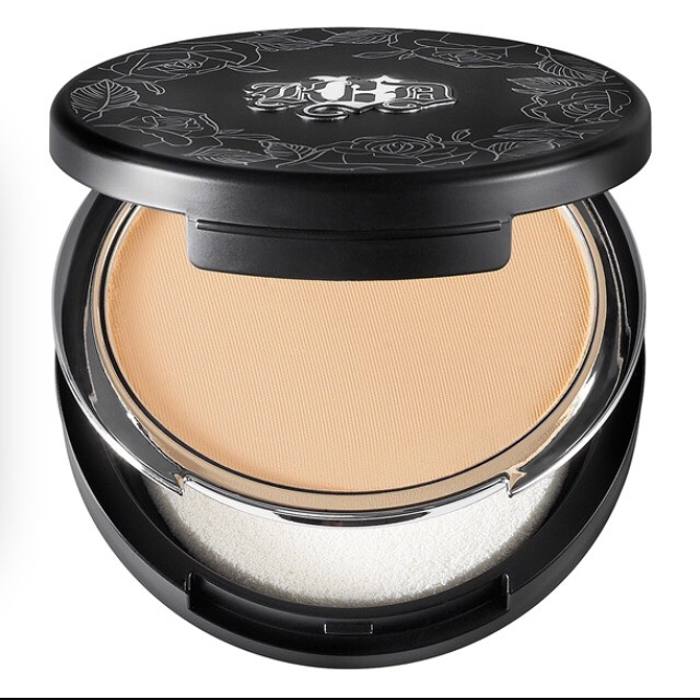 Add a light Color powder foundation to blend everything