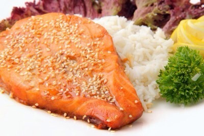 Salmon  Why It's Important: Salmon is high in calcium and Vitamin D, and is one of the safer fish to eat while pregnant.