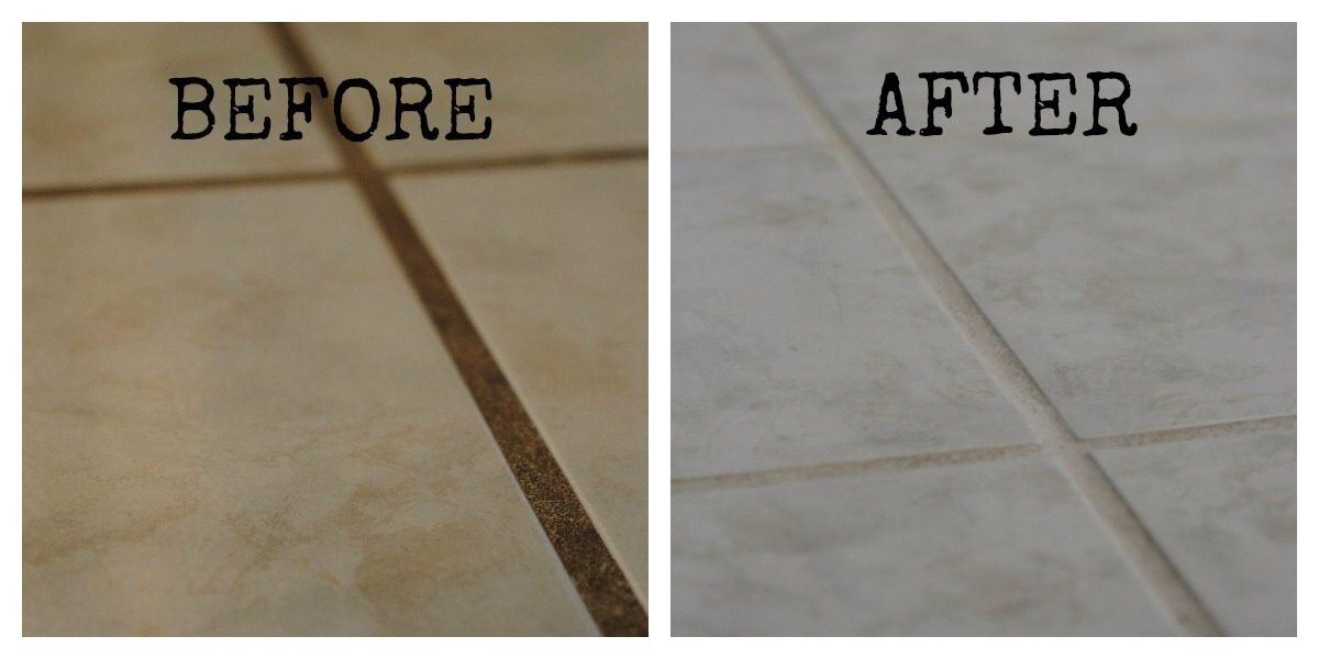 1/2 cup vinegar, 1/2 cup rubbing alcohol, and1/4 cup really HOT water. Add to a spray bottle, spray on heavy where you have really stuck on dirt or food, leave for 5 minutes and wipe away! No scrubbing necessary! Once you wipe it up it dries super fast and your floors are spotless! Please like :)