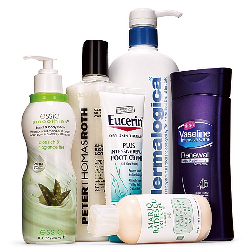 Although regular lotion does the trick, it's just not as healthy for our skin as we think..