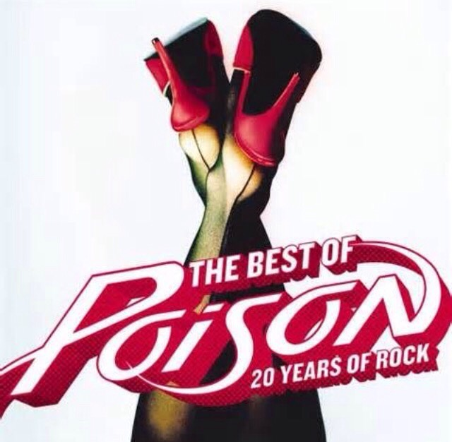 """16. """"Talk Dirty to Me"""" by Poison"""