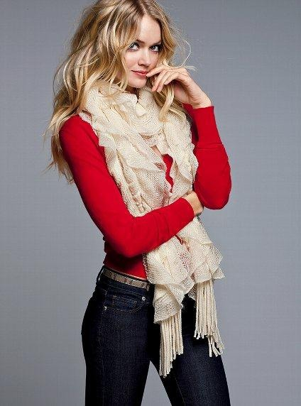 Scarfs are supper cute and will keep u warmer than you think