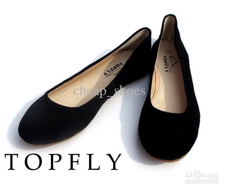 Flats the easiest to take off and put on and it's easy to walk in and even run in