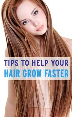 Making your hair grow faster naturally is not all that difficult – you just need to know the right methods and apply them correctly. The tips below will help you get on the right track.