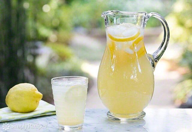 Make lemonade from scratch!