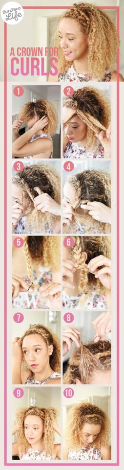 2. A Crown For Curls