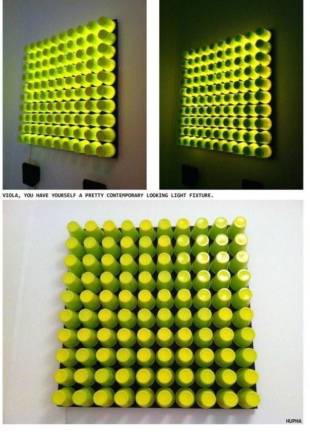 cool light display