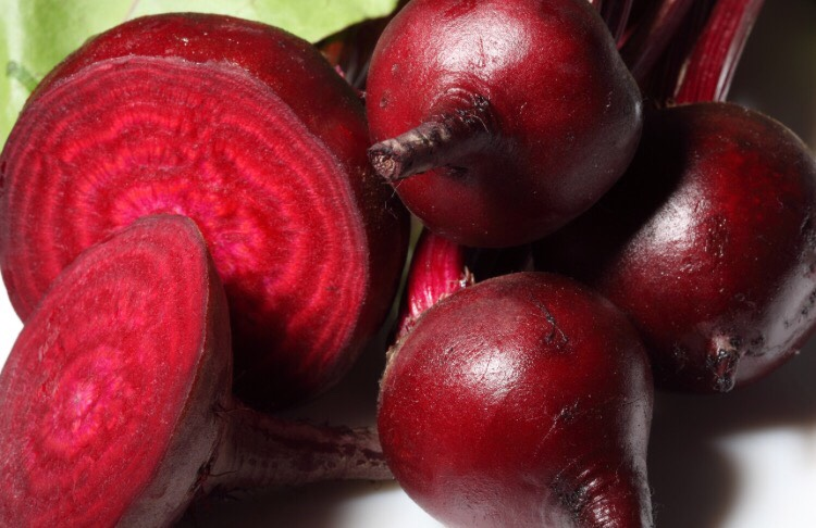 3)-Beetroot or beet is a natural energy supply. They also help if someone has a sugar craving and some scientist say it helps protect against heart disease.