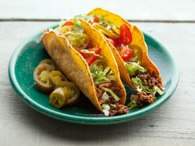 Awesome Tacos for Taco Tuesday :D