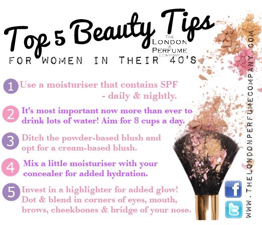 top 5 beauty tips - Top 5 Beauty Tips