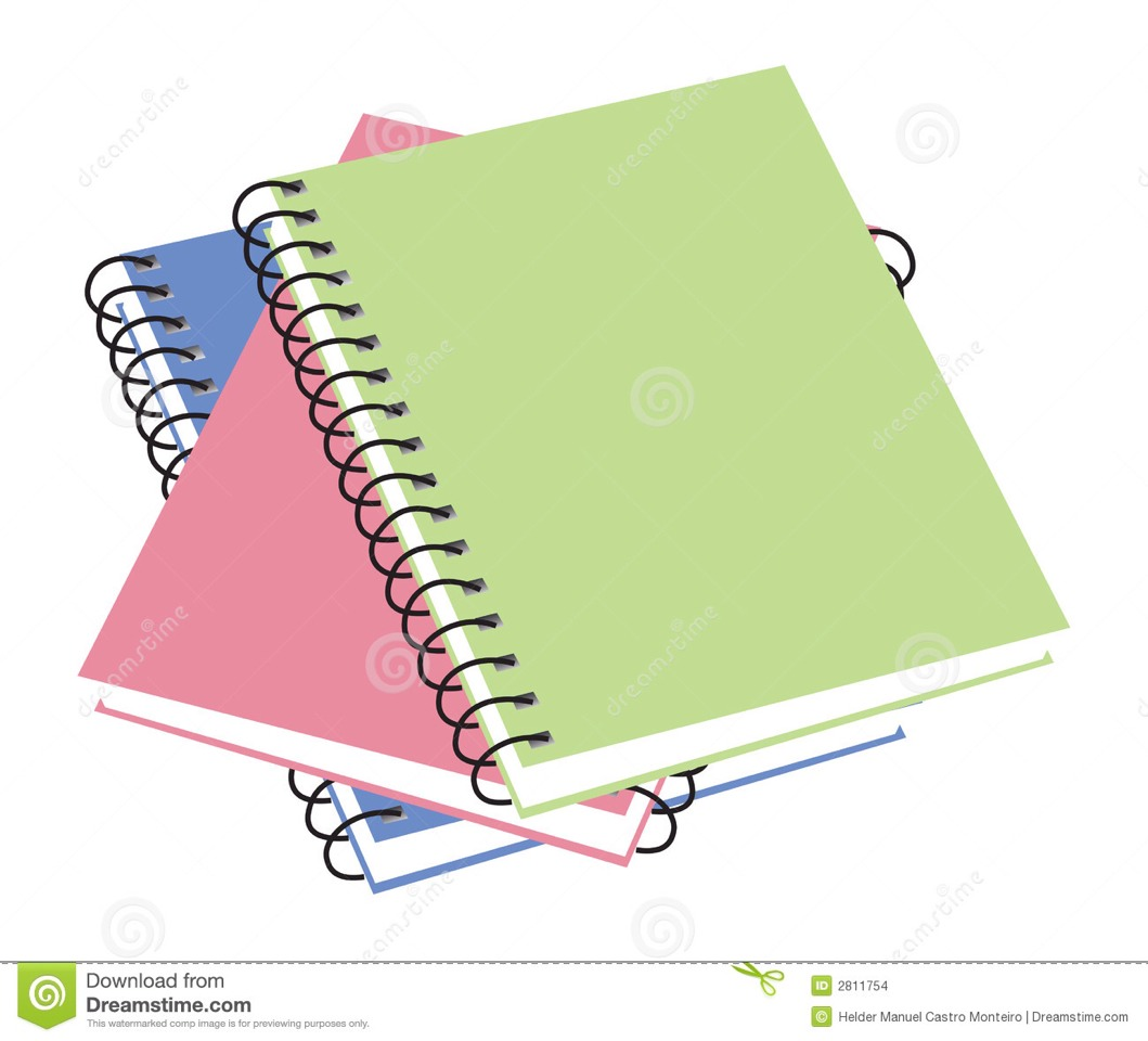"""First, you need notebooks and binders!! match the colors and have a certain color for each subject or just leave it totally random!  Or get a large 3"""" binder and put 2 subjects in it Remember to fill your binders with dividers and paper!"""