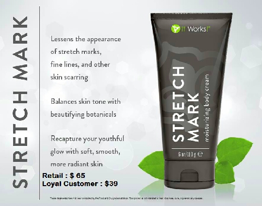 Itworks Stretch Marks Cream By Ashley Rodriguez Musely