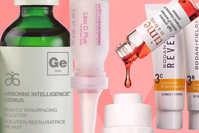 Skincare products you have to mix before using aren't gimmicks—it means you're getting potent, powerful results.
