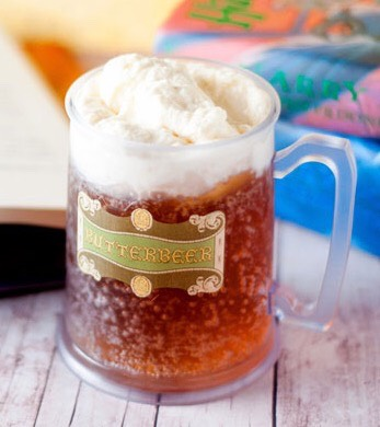 How to make butterbeer!!