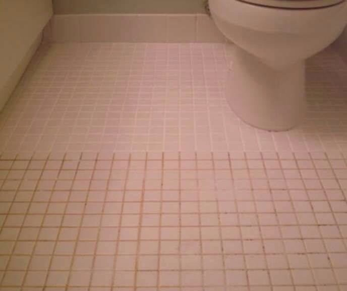Quick And Easy Way To Clean Kitchen And Bathroom Floors