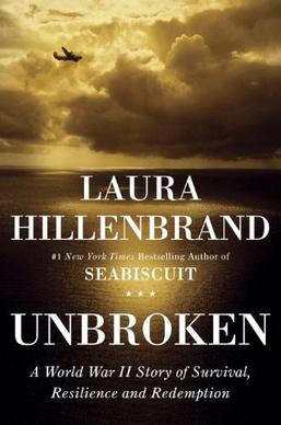 Unbroken by Laura Hillenbrand:  A WWII story of survival. Includes lots of comedy and heartache.