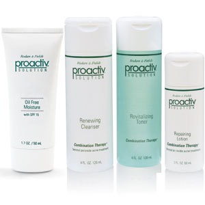 Proactive skin care is the best & actually helps you skin or use any good skin care products