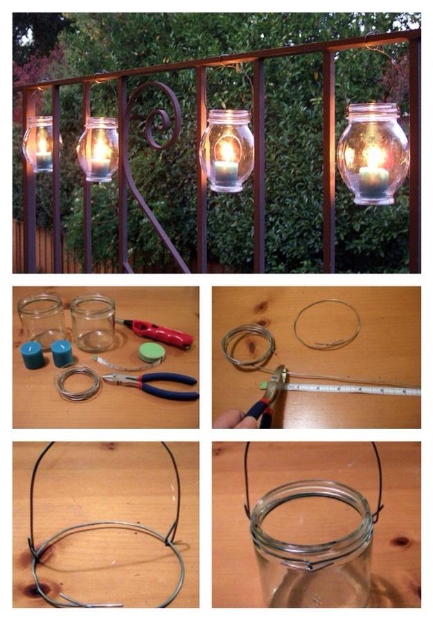 http://www.craftynest.com/2008/10/hanging-jar-lanterns/