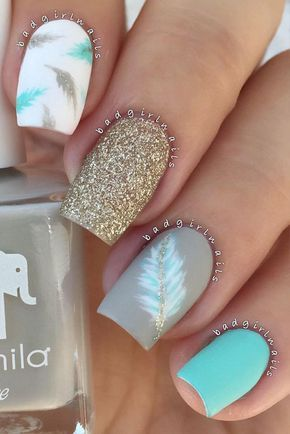 summer nail ideas by Georgette 💕 - Musely
