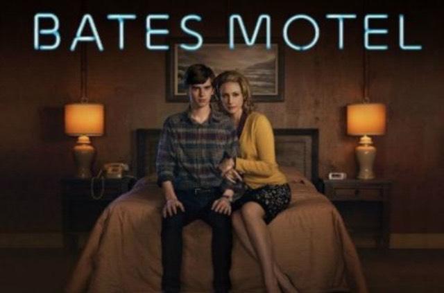 Bates Motel! A perfect thriller.