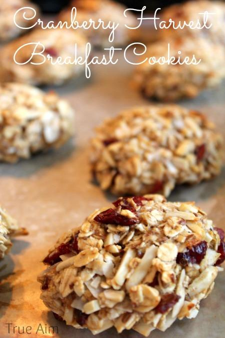 Ingredients 1½ cup Old Fashioned Oats 1 cup Unsweetened Coconut Flakes 1 Tablespoon Flax Meal ½ Teaspoon Salt 1 Teaspoon Cinnamon ¾ Cup Slivered Almonds ½ Cup Chopped Dried Cranberries 3 Ripe Bananas, Mashed 1 Tablespoon Honey 1 Teaspoon Vanilla Extract